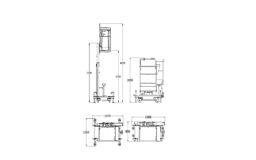 liftman-fold-specifications