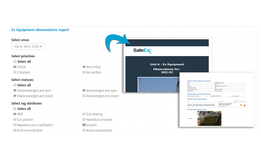 safeex-auto-generated-reports