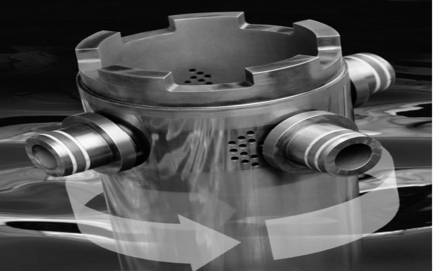 well-innovation-rotating-control-valve