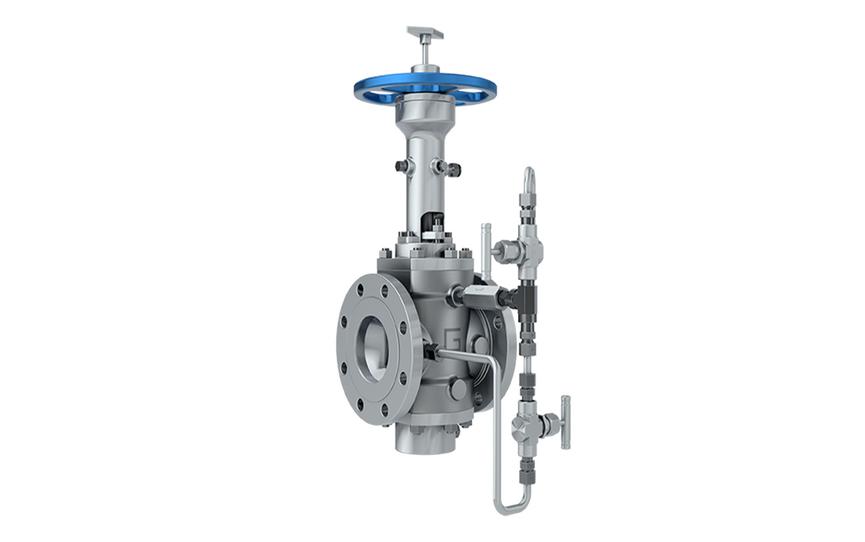 dual-seal-plug-valves